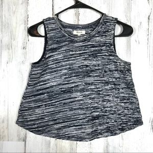 Madewell | Cropped Tank Size XS